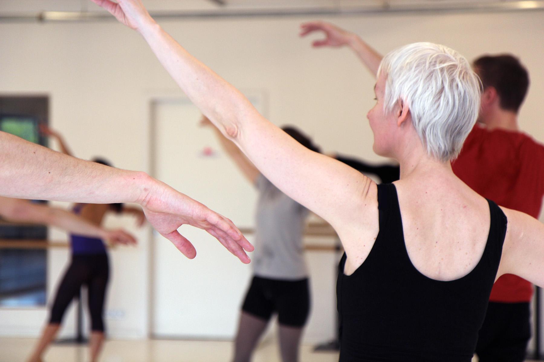 Jo Siska - klassischer Ballettunterricht bei Jo Siska