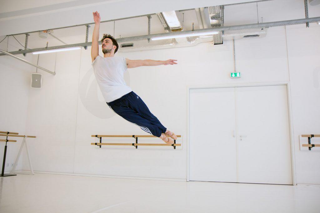 Jo Siska- Ballett Profi Tänzer