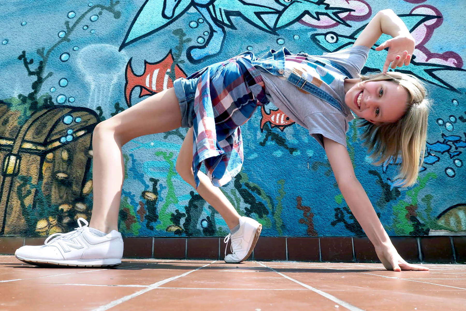 Hip Hop Kids - Tanzkurs