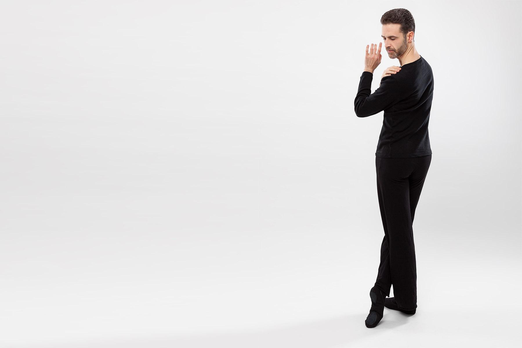 Ballett Kurs bei Adrian Navarro im motion*s in Berlin Kreuzberg