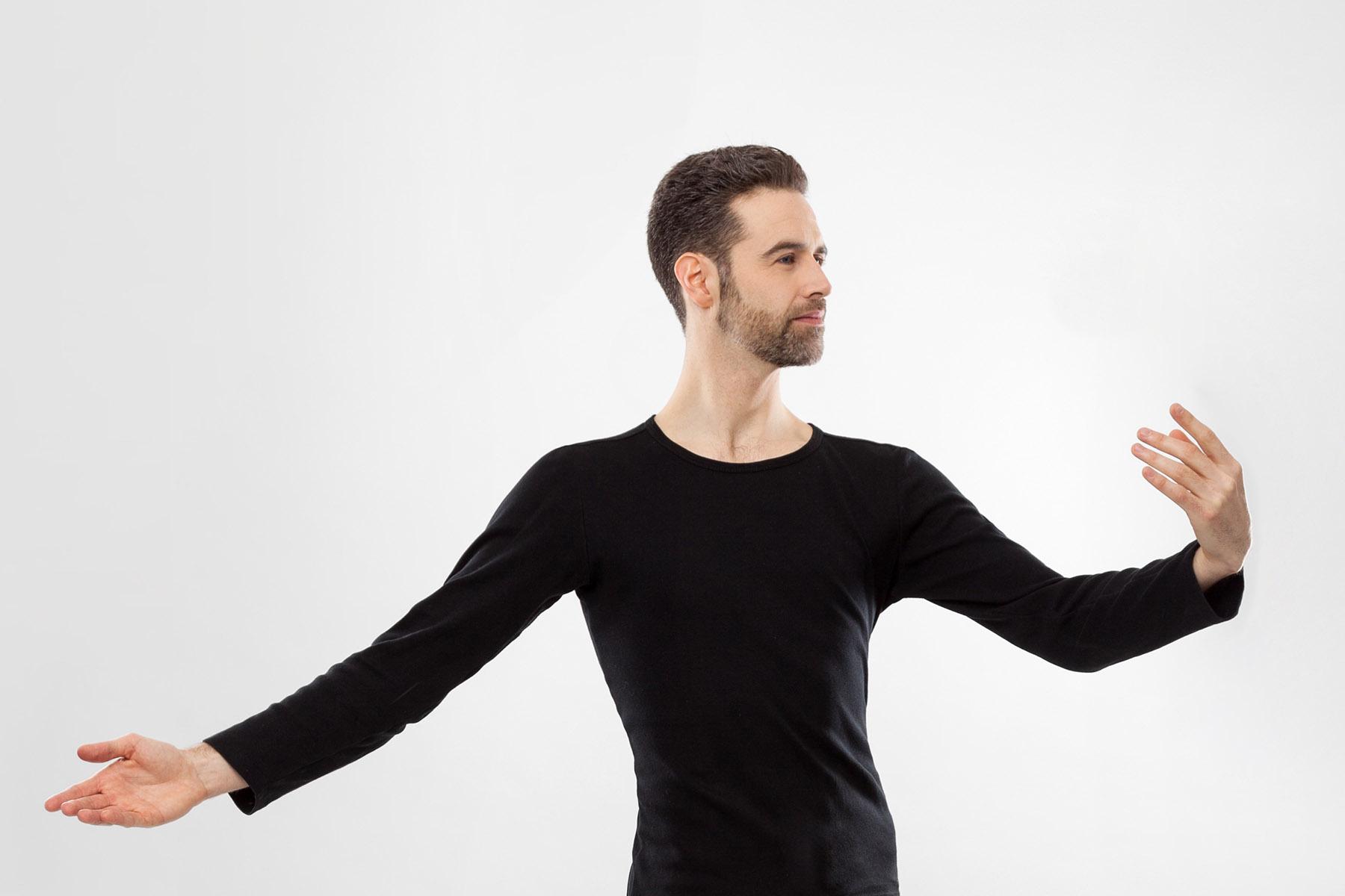 Ballett Barock Unterricht bei Adrian Navarro in Berlin