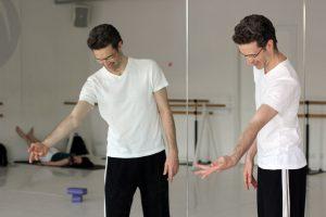 Ballett Floorwork mit Adrian Navarro