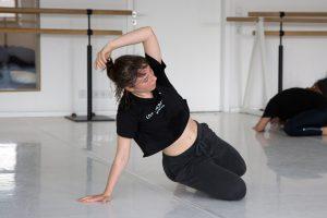 Nuria Tanzkurs Zeitgenössisch - motion*s Berlin