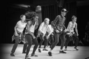 urban dance im motion*s Tanzstudio Berlin - Foto: Max Fortmüller