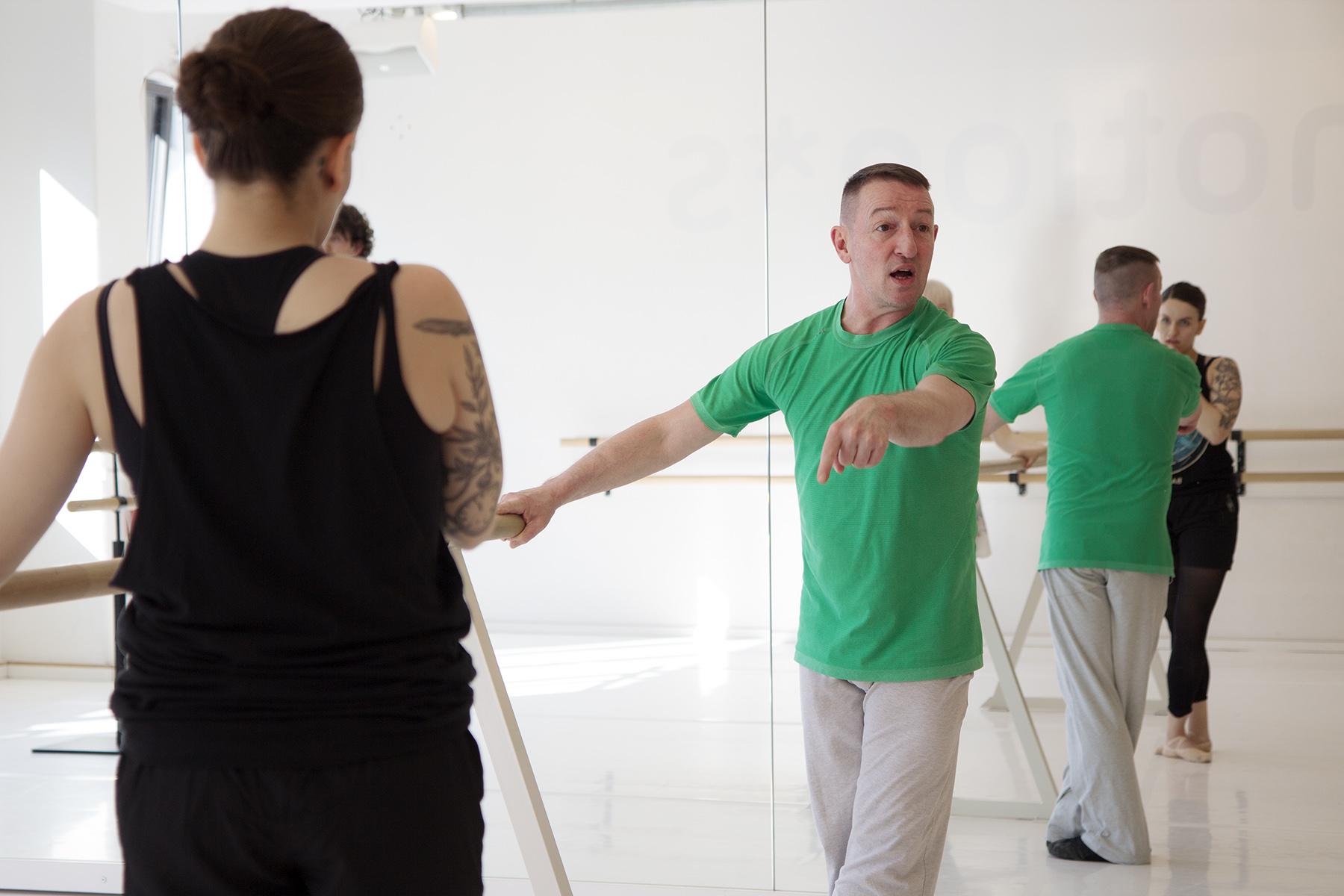 Jo Siska - Ballett Tanzkurs Mittelstufe 6133