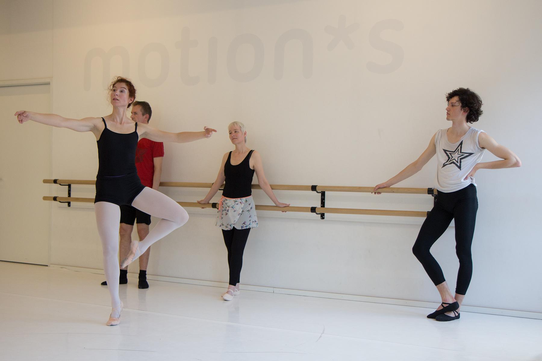 Jo Siska - Ballett Unterricht Mittelstufe 6402