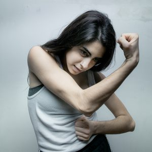 Eva Georgitsopoulou - Dozentin im motion*s