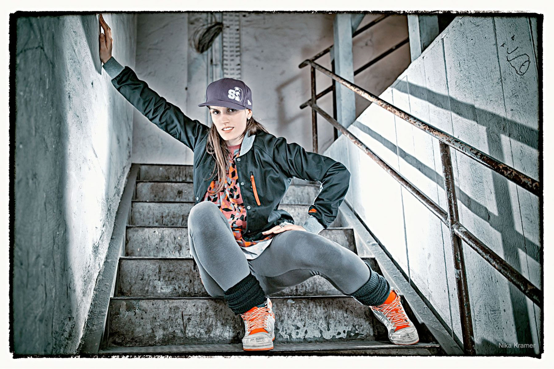 Stella Caric - Urban Dance - Foto by Nika Kramer