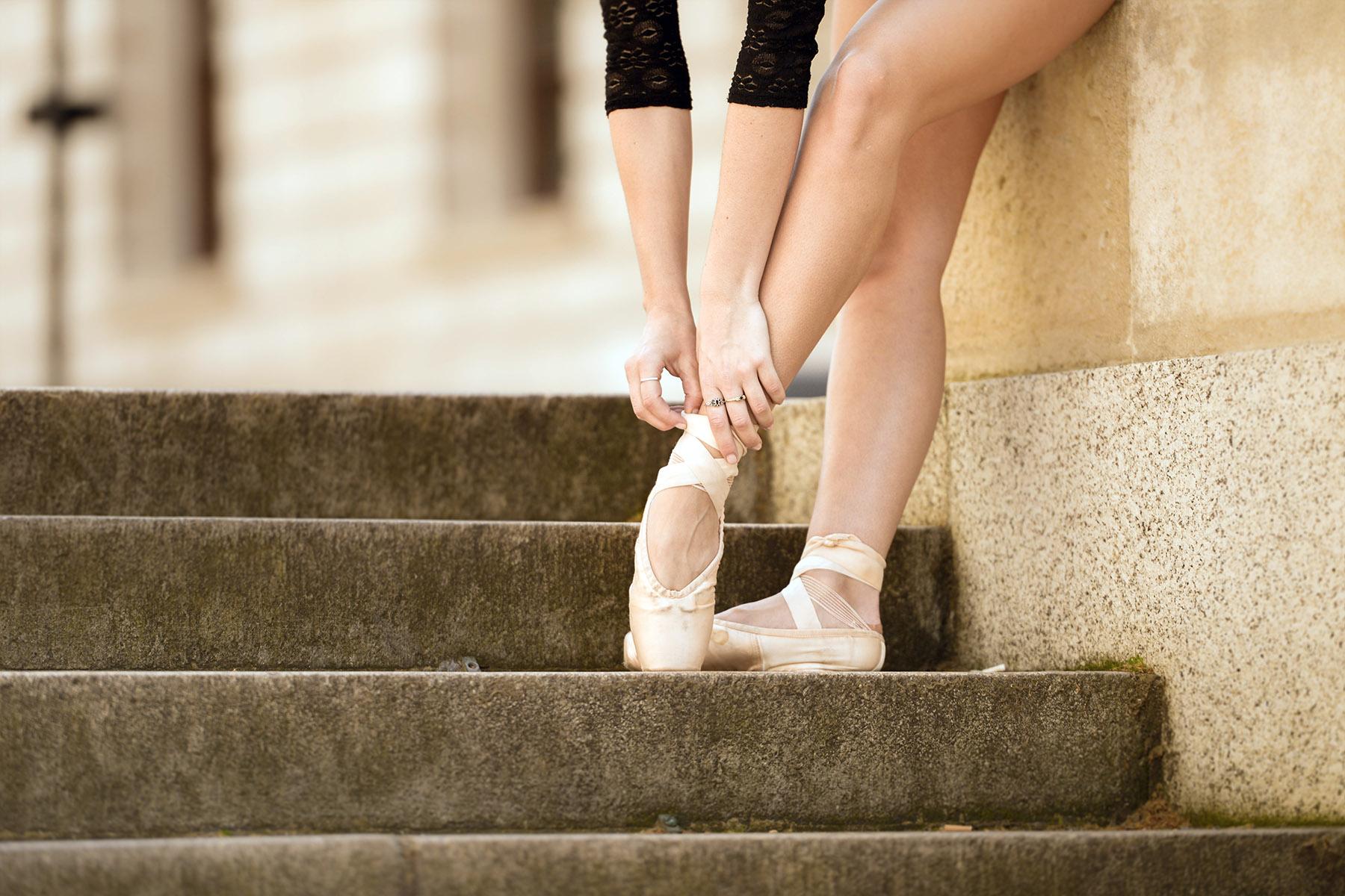 Ballett Spitze