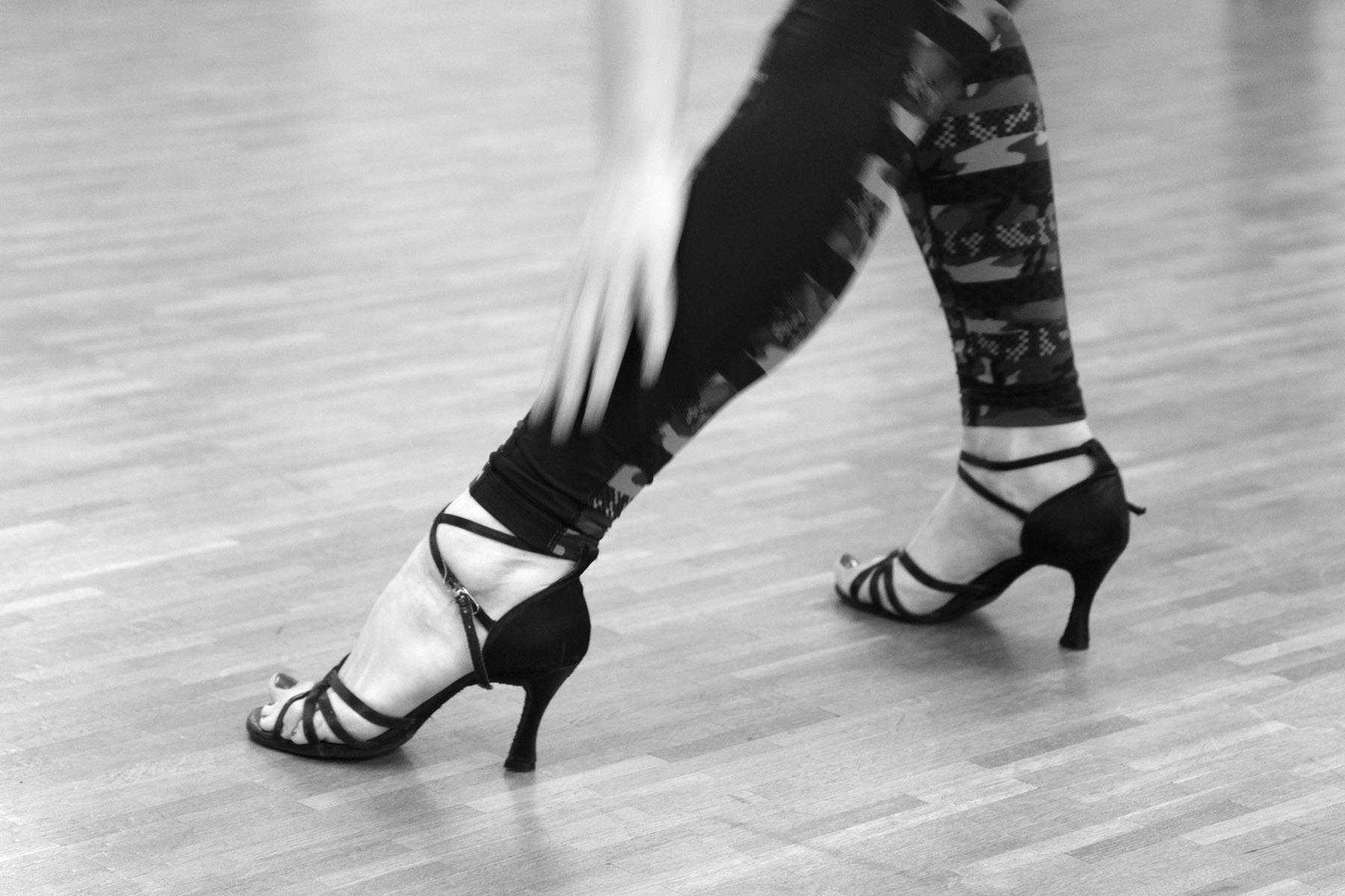 Sonia Bartuccelli - Jazz High Heels Klasse im motion*s