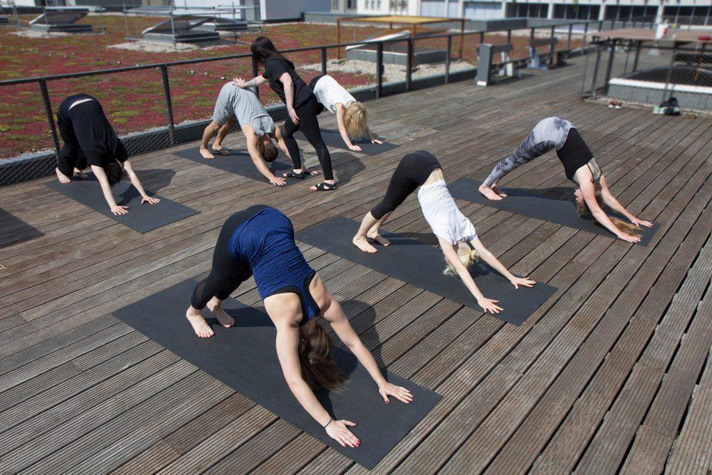 Hip Hop Yoga, Vinyasa Flow Yoga - mit Natalia Zieleniecki