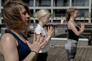 Hip Hop Yoga mit Natalia Zieleniecki