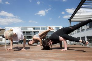 Vinyasa Flow Yoga mit Natalia Zieleniecki