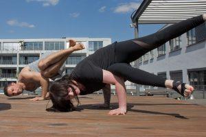 Hip Hop Yoga Kurs
