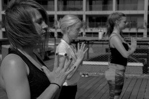 Hip Hop Yoga mit Natalia Zielenicki