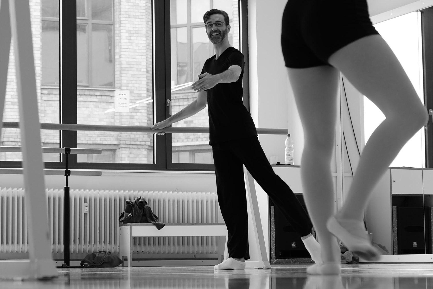 Ballett Anfänger Adrian Navarro_wp