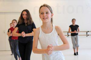 Jazz Tanzkurs für Kinder mit Stella