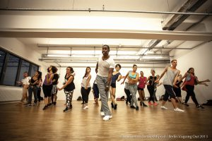 Voguing Workshops mit Archie Burnett - Waacking, Old Way, Runway, Vogue Fem