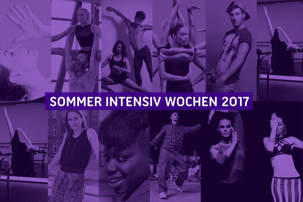 Sommer Intensiv Wochen - Tanz Workshops
