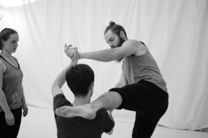Kurs Partnerakrobatik Adrian Iselin