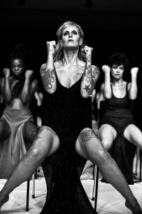 motion*s Open Stage No 7 - Juli 2016 - Jazz Dance mit Christel Bouchon