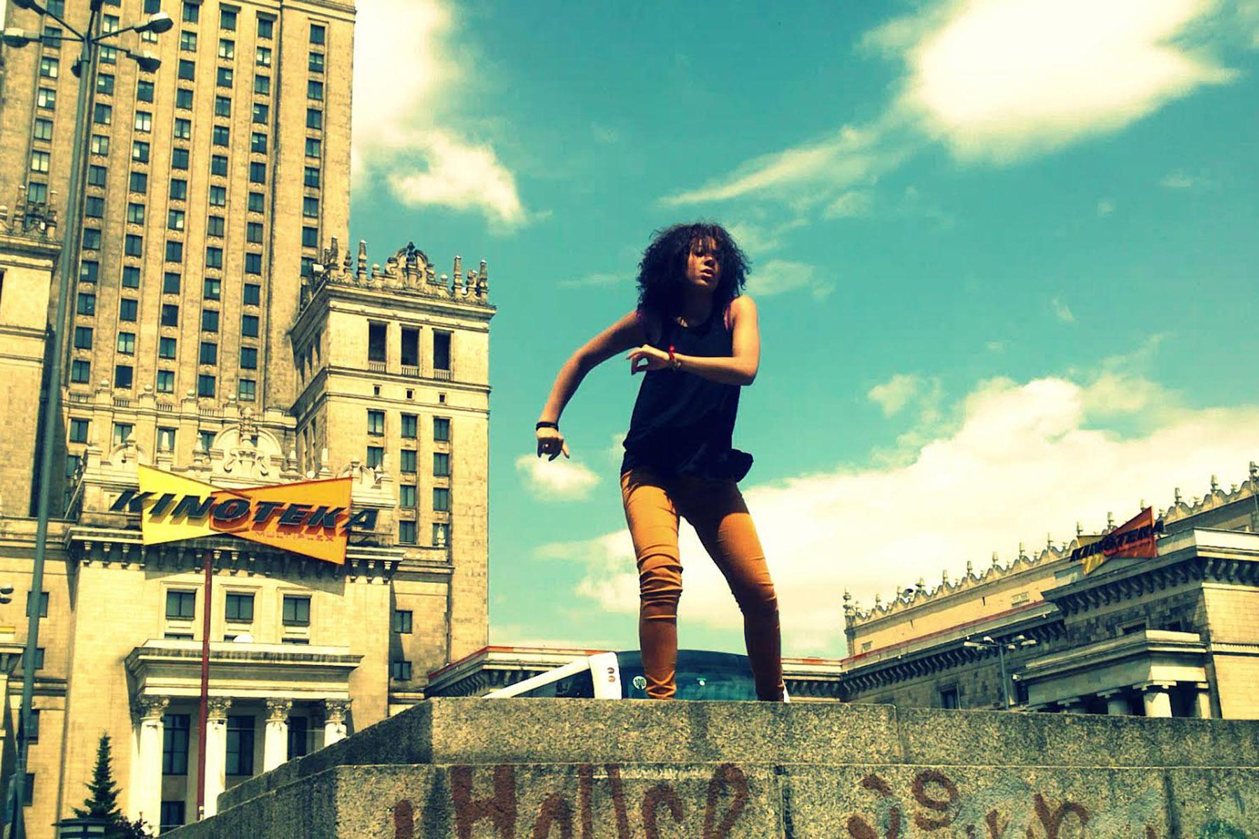 sihäm - dozentin für hip hop urban streetdance fusion