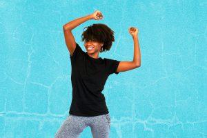 Zumba - Latein Tanz inspiriertes Cardio Workout