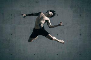 Carlos Aller - class zeitgenössisch breakdance