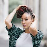 Maggi Bönning unterrichtet Dancehall & urban dance im motion*s Tanzstudio