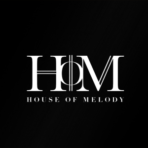 house of melody voguing Logo