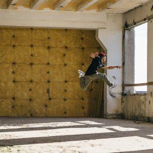 """Denis Kuhnert """"Koone"""" Dozent für urbanen zeitgenössischen Tanz"""