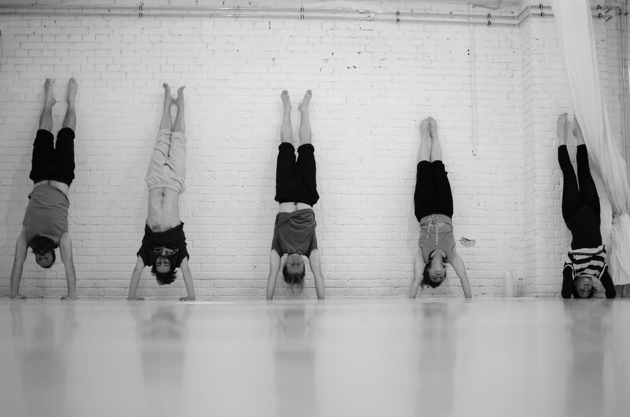 Handstand Workshop