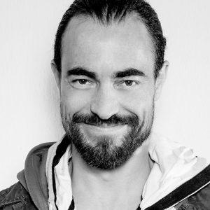 Jan Lachmayer - Dozent für Modern Zouk im Tanzstudio motion*s Berlin