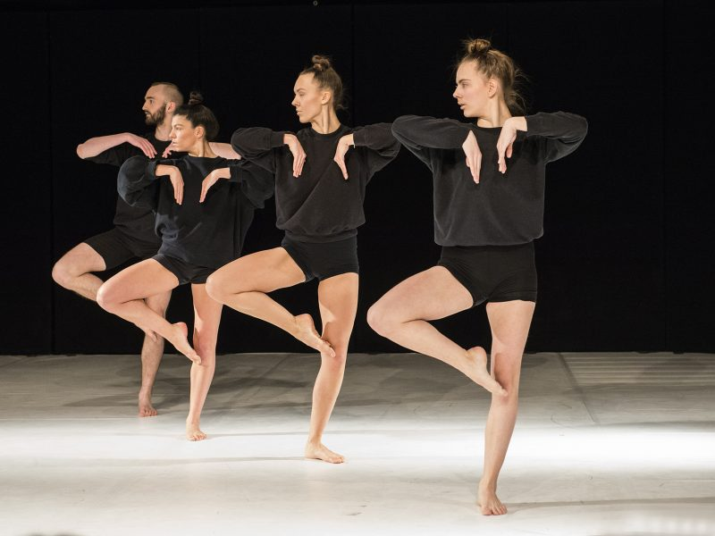 open stage motion*s - Foto von Egbert Idler