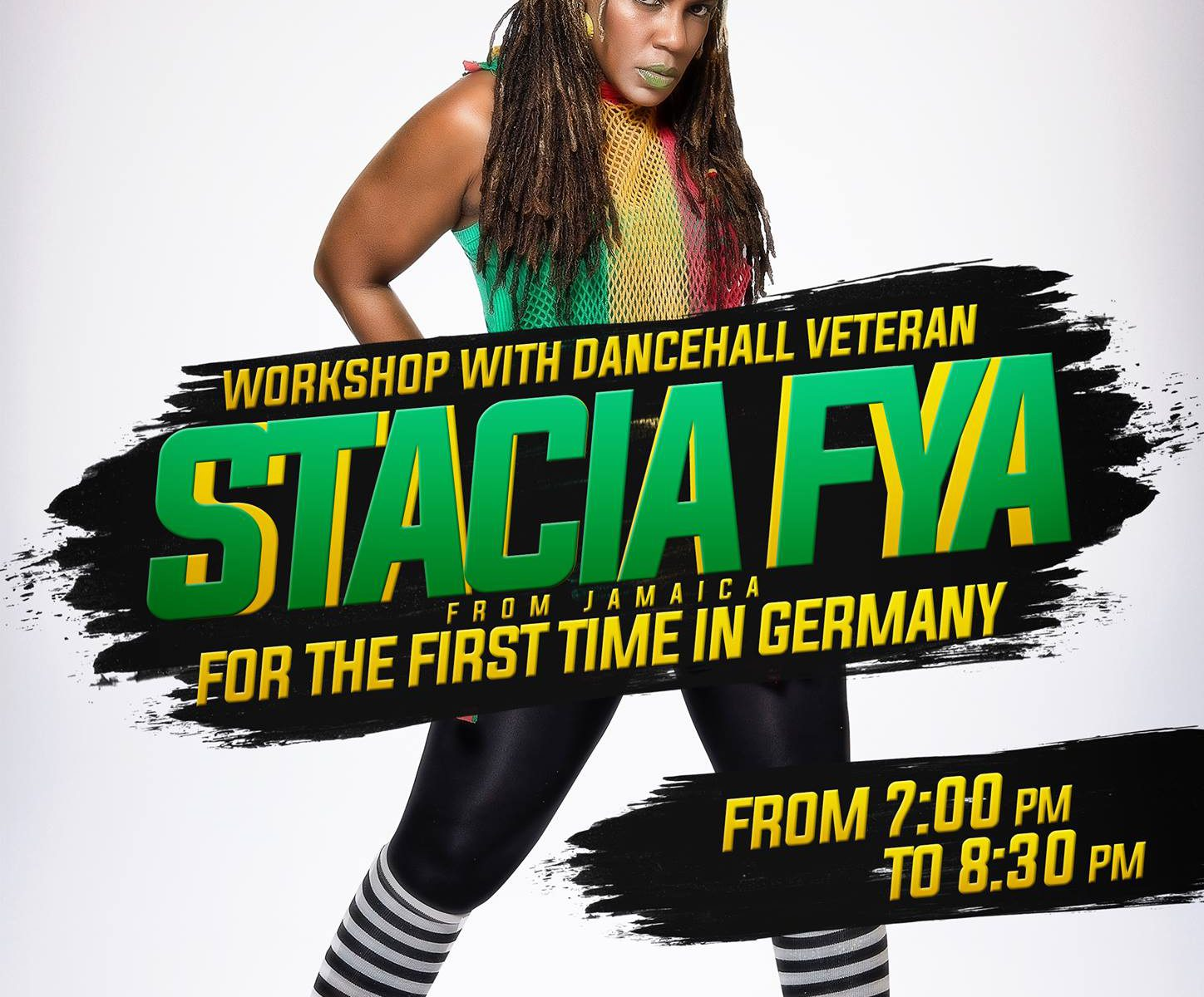 Dancehall Workshop mit Stacia Fya