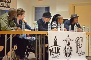 Panel Discussion Dancehall meets Hip Hop 2017