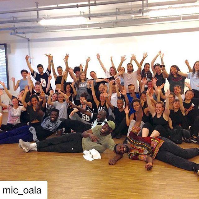Black Lives Matter Berlin - African Dance orkshop mit der M.I.K. family. Photo Mic