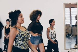 Voguing BLM Workshop - Photo Shaheen Wacker
