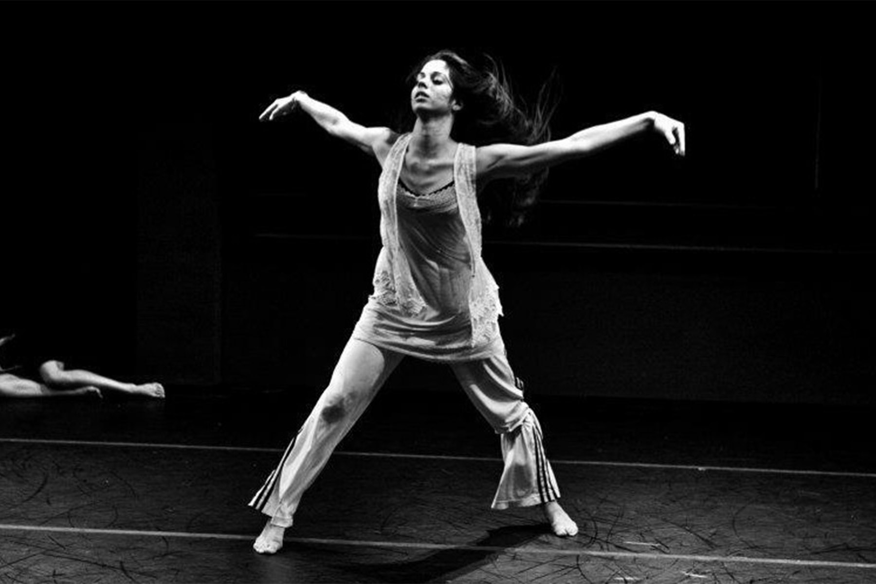 Eva Georgitsopoulou - Contemporary Dance Workshop