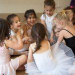Kinderballett Kreativer Kindertanz