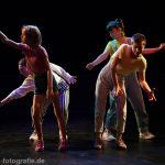 Zeitgenössischer Bühnentanz für Jugendliche und junge Erwachsene