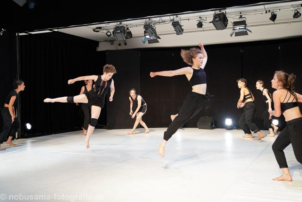 Dance program Graduation Show 2018