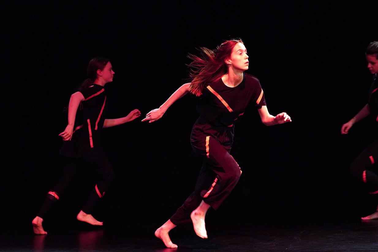 Fotos der Tanzkurse und Gäste bei der Open Stage 11