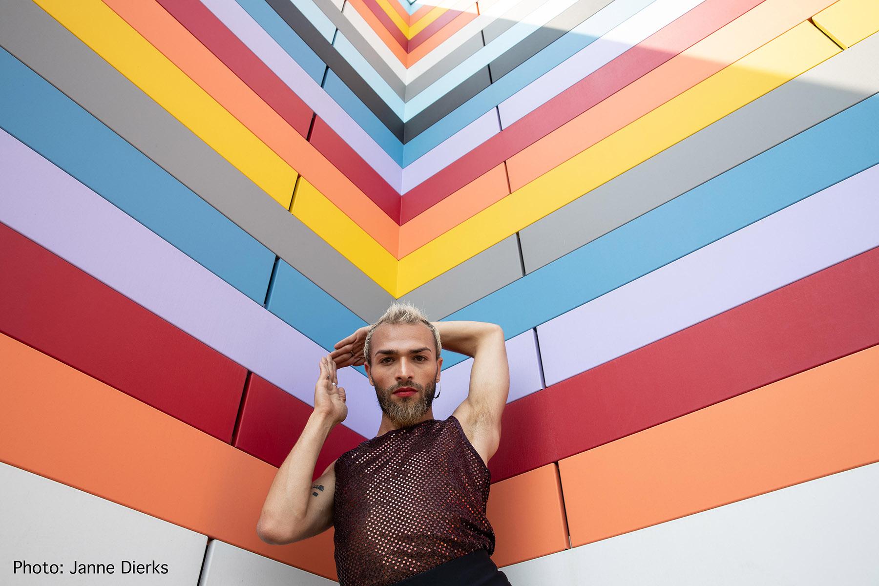 Queerology by Michaele_Daoud Photo Janne Dierks